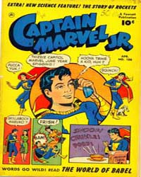 Captain Marvel Jr. : Issue 108 Volume Issue 108 by Fawcett Magazine