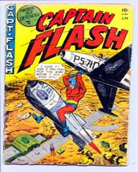 Captain Flash : Issue 1 Volume Issue 1 by Sterling