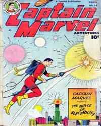Captain Marvel : Issue 94 Volume Issue 94 by Parker, Bill