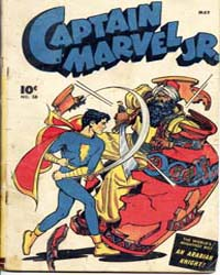 Captain Marvel Jr. : Issue 38 Volume Issue 38 by Fawcett Magazine