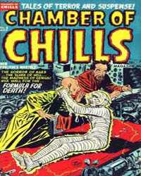 Chamber of Chills : Issue 8 Volume Issue 8 by Harvey Comics