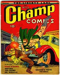 Champ Comics : Issue 13 Volume Issue 13 by Harvey Comics