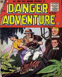 Danger and Adventure : Issue 26 Volume Issue 26 by Charlton Comics