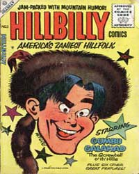 Hillbilly Comics : Issue 3 Volume Issue 3 by Charlton Comics