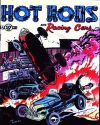 Hot Rods and Racing Cars : Issue 8 Volume Issue 8 by Charlton Comics