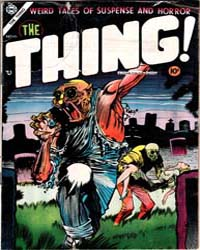 The Thing: Issue 16 Volume Issue 16 by Ditko, Steve