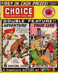 Choice Comics : Issue 3 Volume Issue 3 by Choice