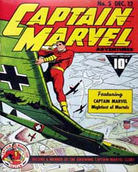 Captain Marvel : Issue 5 Volume Issue 5 by Parker, Bill