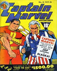 Captain Marvel : Issue 16 Volume Issue 16 by Parker, Bill