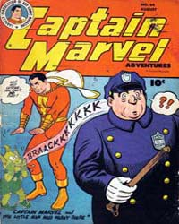 Captain Marvel : Issue 64 Volume Issue 64 by Parker, Bill