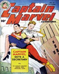 Captain Marvel : Issue 67 Volume Issue 67 by Parker, Bill