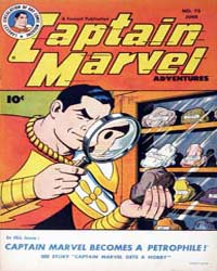 Captain Marvel : Issue 73 Volume Issue 73 by Parker, Bill