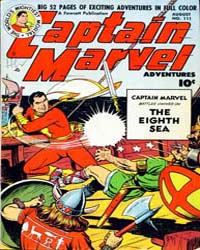 Captain Marvel : Issue 111 Volume Issue 111 by Parker, Bill