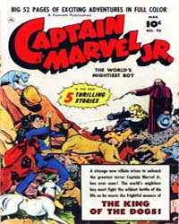 Captain Marvel Jr. : Issue 95 Volume Issue 95 by Fawcett Magazine