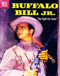 Buffalo Bill Jr. : Issue 9 Volume Issue 9 by Dell Comics