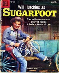 Sugarfoot: Issue 1059 Volume issue 1059 by Dell Comics