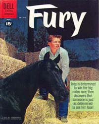 Fury : Issue 1172 Volume Issue 1172 by Dell Comics