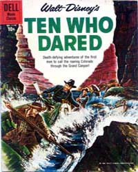 Ten Who Dared: Issue 1178 Volume Issue 1178 by Dell Comics