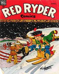 Red Ryder: Issue 69 Volume Issue 69 by Dell Comics