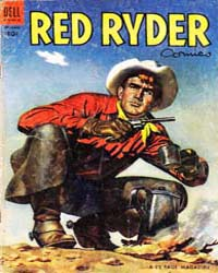 Red Ryder: Issue 125 Volume Issue 125 by Dell Comics