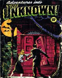 Adventures into the Unknown : Issue 1 Volume Issue 1 by American Comics Group/Acg