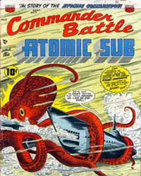 Commander Battle and the Atomic Sub : Is... Volume Issue 2 by American Comics Group/Acg