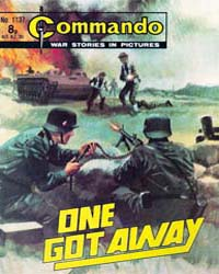 Commando for Action and Adventure : One ... Volume Issue 1137 by D. C. Thomson and Company Ltd