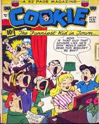 Cookie : Issue 23 Volume Issue 23 by Gordon, Dan