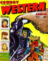 Cowboy Western : Issue 19 Volume Issue 19 by Charlton Comics