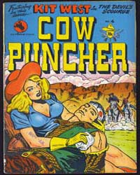 Cow Puncher Comics : Issue 4 Volume Issue 4 by Avon Comics