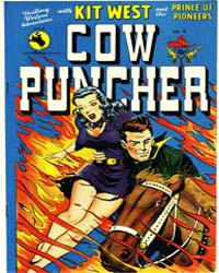 Cow Puncher Comics : Issue 5 Volume Issue 5 by Avon Comics