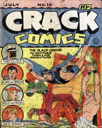 Crack Comics : Issue 14 Volume Issue 14 by Quality Comics