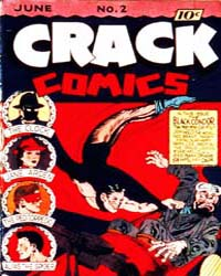 Crack Comics : Issue 2 Volume Issue 2 by Quality Comics