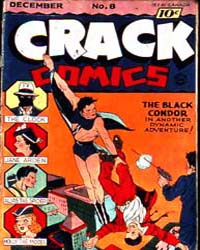 Crack Comics : Issue 8 Volume Issue 8 by Quality Comics