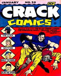 Crack Comics : Issue 20 Volume Issue 20 by Quality Comics