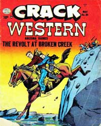 Crack Western : Issue 84 Volume Issue 84 by Quality Comics