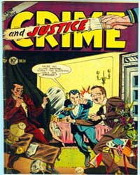 Crime and Justice : Issue 14 Volume Issue 14 by Charlton Comics