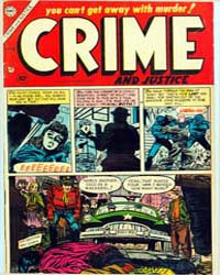 Crime and Justice : Issue 19 Volume Issue 19 by Charlton Comics