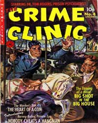 Crime Clinic : Issue 4 Volume Issue 4 by Ziff-Davis Publications