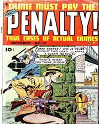 Crime Must Pay the Penalty : Issue 10 Volume Issue 10 by Ace Comics
