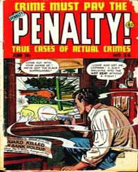 Crime Must Pay the Penalty : Issue 26 Volume Issue 26 by Ace Comics