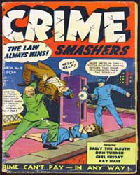 Crime Smashers : Issue 9 Volume Issue 9 by Trojan Magazines