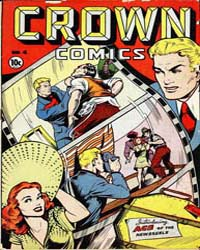 Crown Comics : Issue 4 Volume Issue 4 by Crown Comics