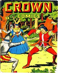 Crown Comics : Issue 8 Volume Issue 8 by Crown Comics