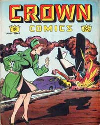 Crown Comics : Issue 10 Volume Issue 10 by Crown Comics