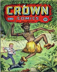 Crown Comics : Issue 3 Volume Issue 3 by Crown Comics