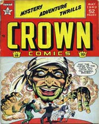 Crown Comics : Issue 18 Volume Issue 18 by Crown Comics
