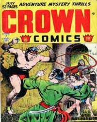 Crown Comics : Issue 19 Volume Issue 19 by Crown Comics