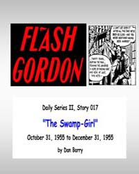Flash Gordon : The Swamp-Girl : Vol. 2, ... Volume Vol. 2, Issue 17 by Raymond, Alex