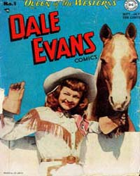 Dale Evans : Issue 1 Volume Issue 1 by Dc Comics